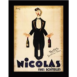 Anoymous - Nicolas Fines Bouteilles