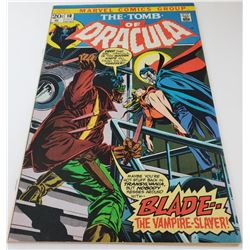 The Tomb of Dracula #10 By Marvel Comics