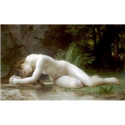 William Bouguereau - Biblis