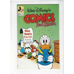 Walt Disneys Comics and Stories Issue #569 by Disney Comics