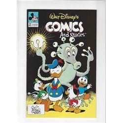 Walt Disneys Comics and Stories Issue #566 by Disney Comics
