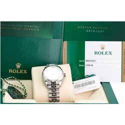 Unworn Rolex Lady Datejust 279174