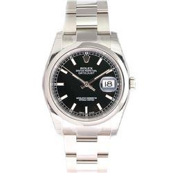 Unworn Rolex Datejust 116200