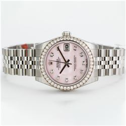 Unworn Rolex Lady Datejust 178384