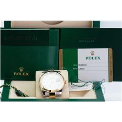 Unworn Rolex Datejust 126333