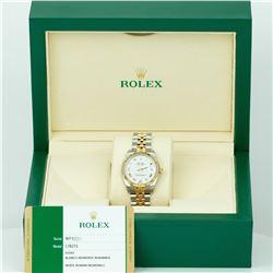 Unworn Rolex Lady Datejust 178273