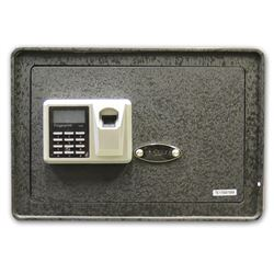Biometric Security Safe - 0.57 Cubic Feet Storage