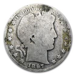 1897-O Barber Half Dollar AG (Details)