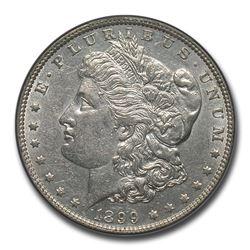 1899 Morgan Dollar AU-50 PCGS