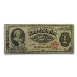 1886 $1.00 Silver Certificate Martha Washington Fine
