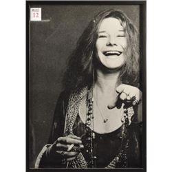 Janis Joplin Large Photo
