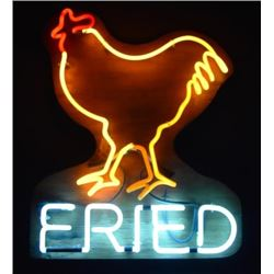Chicken Fried Custom Neon Sign