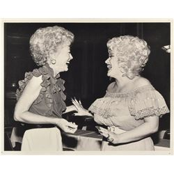 Ann Richards and Dolly Parton Photo On Canvas