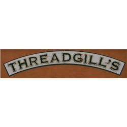 Threadgill's Exterior Neon Signs (3)