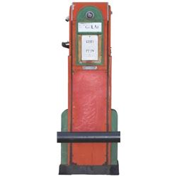 Wayne Model 60 Gas Pump