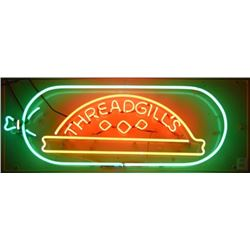 Threadgill's Custom Neon Sign