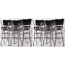 Threadgill's Bar Stools