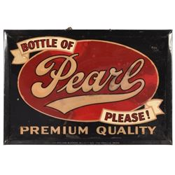 Bottle of Pearl Please Sign