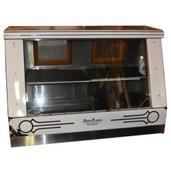 Zero Plate Refrigerated Butchers Case