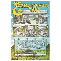 Earl Of Ruston Armadillo World HQ By Jim Franklin