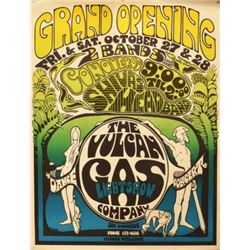 Vulcan Gas Co. Grand Opening By Gilbert Shelton