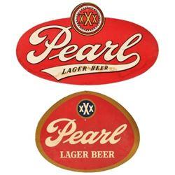 Pearl Cardboard Signs (2)