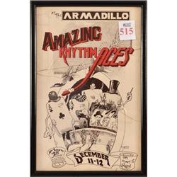 Amazing Rhythm Aces Armadillo WHQ Danny Garrett
