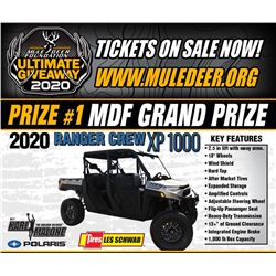 MDF Ultimate Giveaway Grand Prize