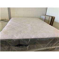 Floor Model Queen Size pillow top mattress