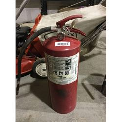 Pyro Chem ABC Fire Extinguisher