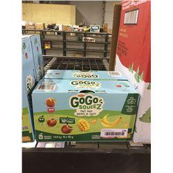 Case of GoGo Squeez Fruit Sauce (16 x 90g)