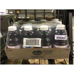 Case of Ocean Spray Cocktail Cranberry Juice (12 x 950mL)