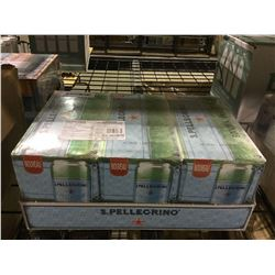 Case of S.Pellegrino Carbonated Natural Mineral Water (3 x 8 x 330mL)
