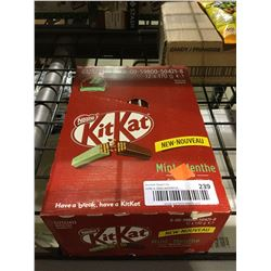 Kit Kat Mint Bars (12 x 170g)