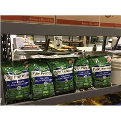 Scotts Pure Premium Sun and Shade Grass Seed (1kg) Lot of 5