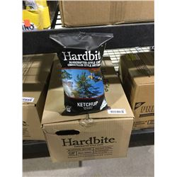 Case of Hardbite Ketchup Chips (15 x 150g)