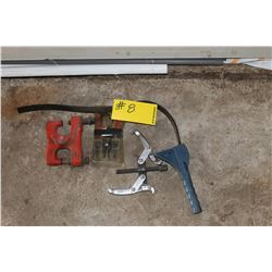 PULLER, WIRE STRIPPER & RIVETER