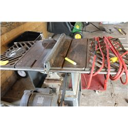 TABLE SAW (WORKING)