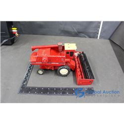 International Harvester Axile-Flow Combine