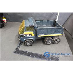 Tonka Tandem Metal Dump Truck