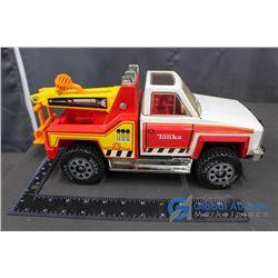 Tonka Metal Tow Truck