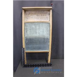 Best Value Glass Wash Board