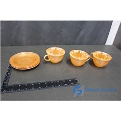 Fire King Cup and Saucer Set