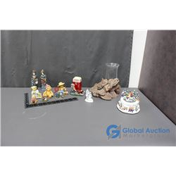 Various Decor - Coca-Cola, Holiday, Bears