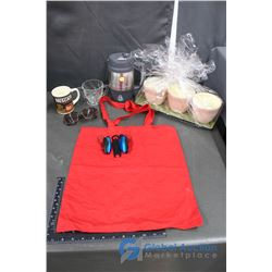 Bubba Travelling Cup, Planter Set, Nescafe Cup