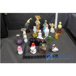 Assorted Avon Bottles