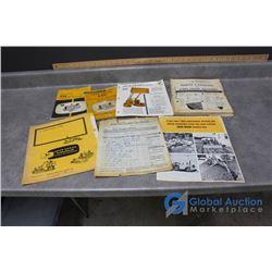 John Deere Operator Books & Manuals