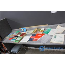 Handyman's Book - Building, Furniture, Outdoor Furniture