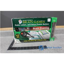 Electronic Brain Games in Box