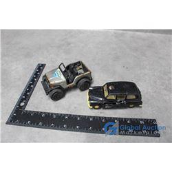 Tonka & Corgi Toy Cars